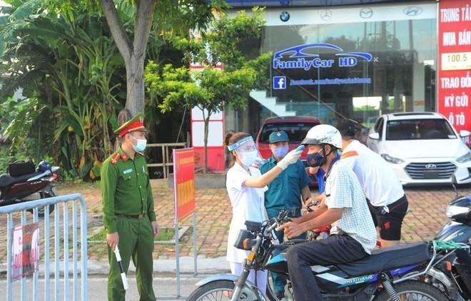 Việt Nam tự tin chống dịch Covid-19 dựa trên sự bình tĩnh và trật tự của hệ thống ảnh 1