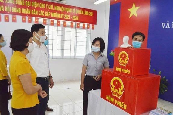 Chuẩn bị kỹ càng cho bầu cử - ngày hội của non sông ảnh 2