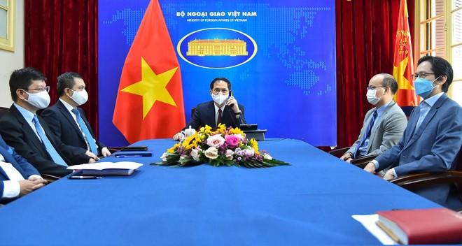 Mỹ cam kết hỗ trợ Việt Nam tiếp cận vaccine ngừa Covid-19 ảnh 1