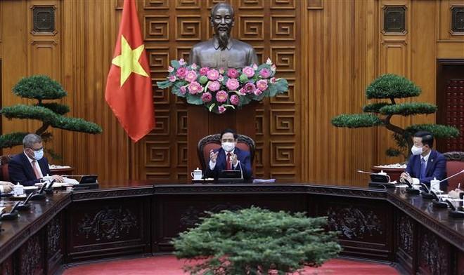 Việt Nam luôn xác định tăng trưởng xanh là mục tiêu, nhiệm vụ trọng tâm trong chiến lược phát triển bền vững ảnh 1