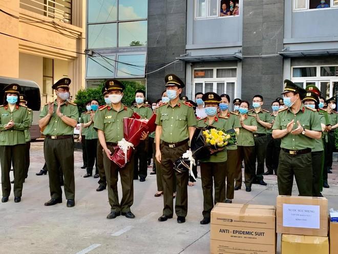 Đồng tâm hiệp lực cùng Bắc Giang, Bắc Ninh chiến thắng Covid-19 ảnh 1