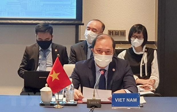 Hòa bình, ổn định và an ninh ở Biển Đông là lợi ích chung của ASEAN và Trung Quốc ảnh 1