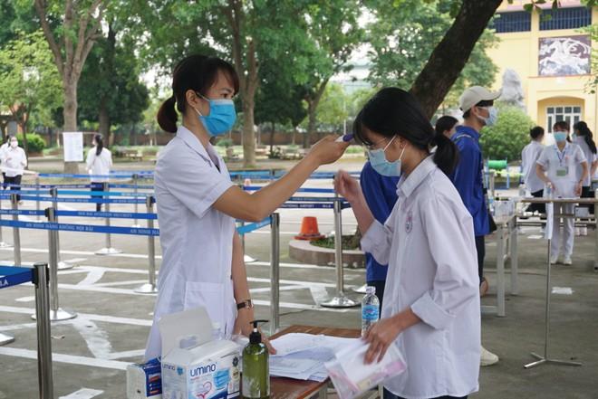 Thi vào lớp 10 THPT ở Hà Nội: Kỳ thi đặc biệt trong bối cảnh phòng dịch cao độ ảnh 2