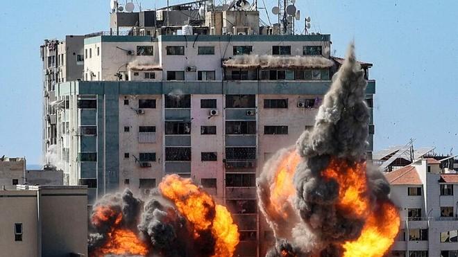 Chia sẻ của phóng viên chiến trường tại dải Gaza ảnh 1