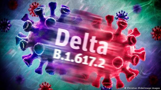 Biến thể Delta thách thức toàn cầu ảnh 1