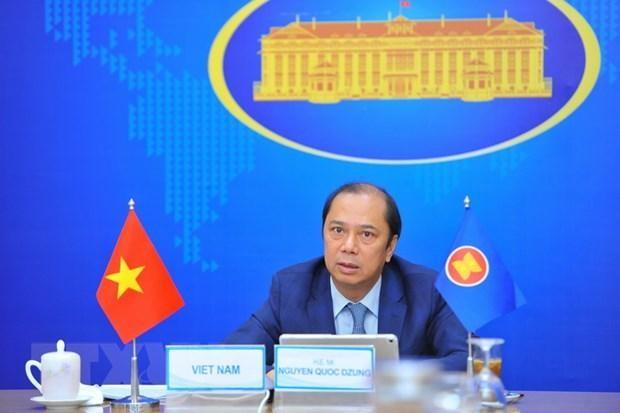 ASEAN: Cam kết duy trì một khu vực Đông Nam Á không vũ khí hạt nhân ảnh 1