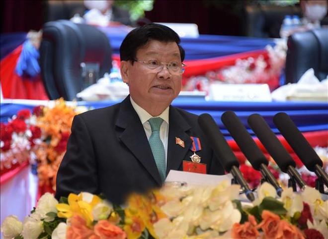 Góp phần làm sâu sắc hơn quan hệ gắn bó, tin cậy Việt Nam-Lào ảnh 1