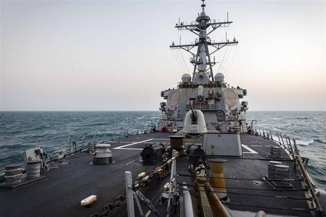 Mỹ: Tất cả yêu sách phi lý của Trung Quốc ở Biển Đông là bất hợp pháp ảnh 1