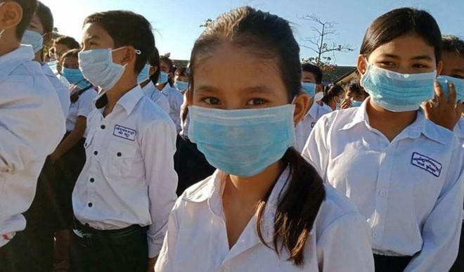 Campuchia: 2 triệu thanh thiếu niên sẽ được tiêm vaccine ngừa Covid-19 ảnh 1