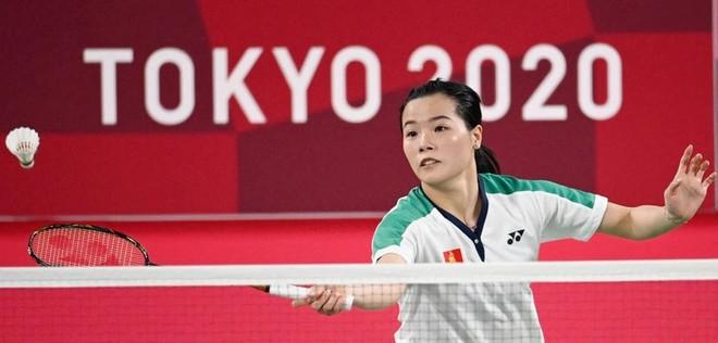 Nguyễn Thùy Linh - người đẹp thể thao Việt Nam ở Thế vận hội Tokyo ảnh 1