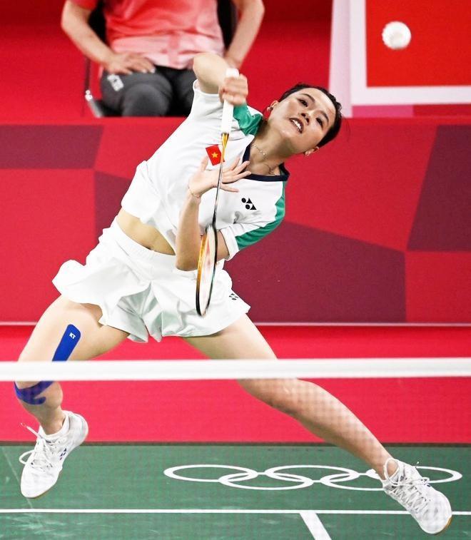 Nguyễn Thùy Linh - người đẹp thể thao Việt Nam ở Thế vận hội Tokyo ảnh 2