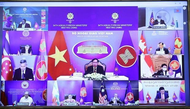 Khẳng định tầm quan trọng của duy trì hòa bình, an ninh, ổn định, an toàn và tự do ở Biển Đông ảnh 1
