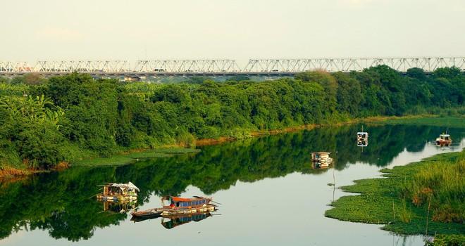 Giữ lại dòng chảy lịch sử văn hóa các con sông định danh cho Hà Nội (1): Khởi nguồn những dòng sông nuôi dưỡng Thủ đô ảnh 6