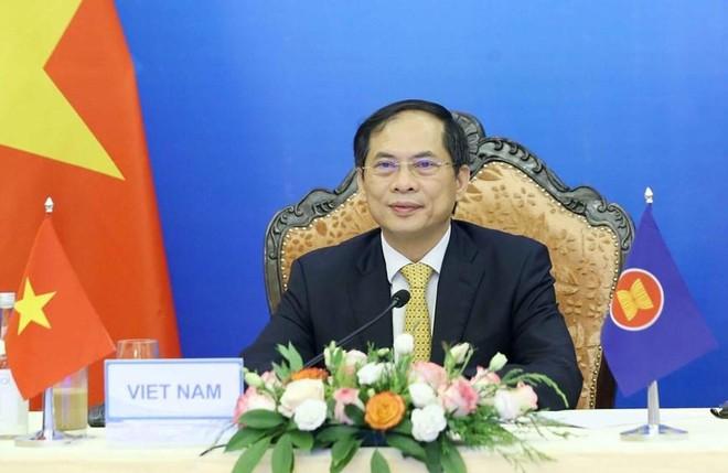 Mỹ ủng hộ lập trường nguyên tắc của ASEAN về vấn đề Biển Đông ảnh 2