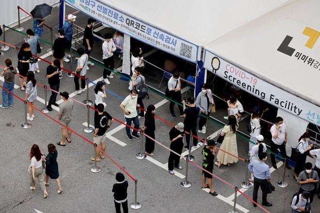 Hàn Quốc ghi nhận những ca nhiễm biến thể Delta Plus đầu tiên trong cộng đồng ảnh 1