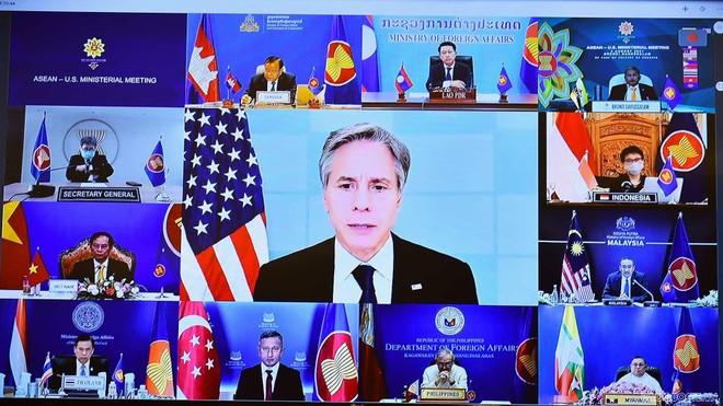 Mỹ ủng hộ lập trường nguyên tắc của ASEAN về vấn đề Biển Đông ảnh 1