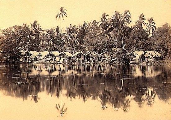 Giữ lại dòng chảy lịch sử văn hóa các con sông định danh cho Hà Nội (1): Khởi nguồn những dòng sông nuôi dưỡng Thủ đô ảnh 5