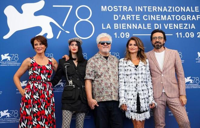 Liên hoan phim Venice 2021: Và điện ảnh đã vui trở lại ảnh 1