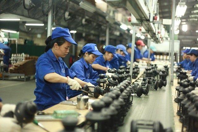 Đại dịch Covid-19 không ngăn được sức bật, khả năng phát triển và tăng trưởng của kinh tế Việt Nam ảnh 1