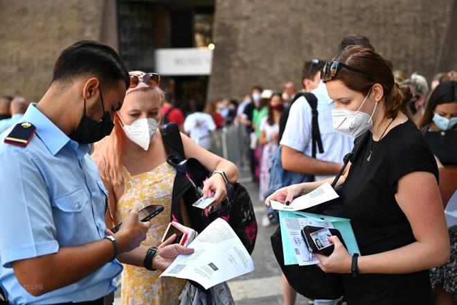 """Bản đồ """"thẻ xanh"""" trên thế giới cho phép người dân trở lại nhịp sống bình thường mới ảnh 1"""