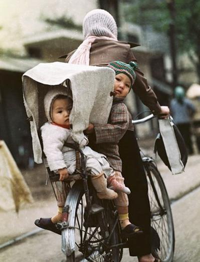 Ký ức xe đạp ở Hà Nội ảnh 1