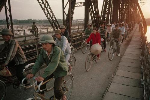 Ký ức xe đạp ở Hà Nội ảnh 3