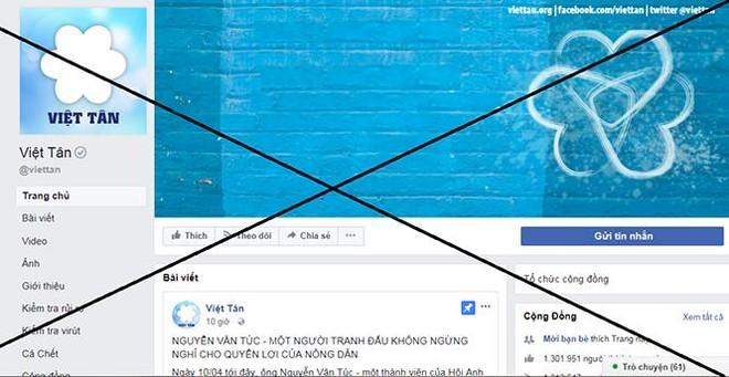 """Vạch mặt Việt Tân """"táng tận lương tâm"""" lợi dụng đại dịch Covid-19 để chống phá (Bài 1): """"Bàn tay đen"""" núp bóng từ thiện ảnh 1"""