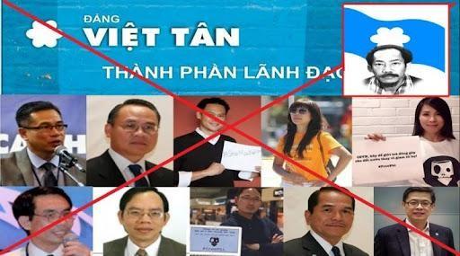 """Vạch mặt Việt Tân """"táng tận lương tâm"""" lợi dụng đại dịch Covid-19 để chống phá (Bài 3): Càng cuồng vọng, càng chuốc lấy thất bại thảm hại ảnh 1"""