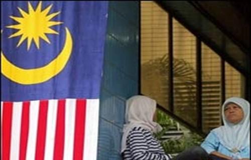 Malaysia áp dụng hệ thống sinh trắc học trong bầu cử ảnh 1