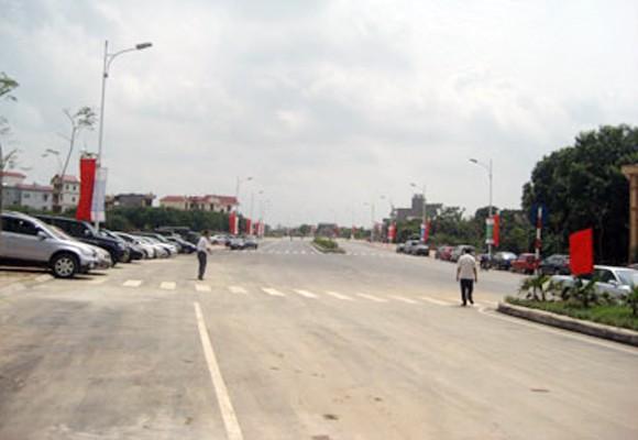 Phê duyệt chỉ giới tuyến đường Ngọc Thụy - Thạch Bàn ảnh 1