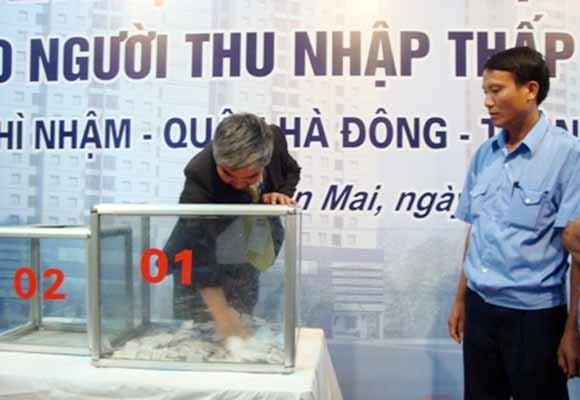 Nhận hồ sơ mua nhà thu nhập thấp ở Sài Đồng, Long Biên ảnh 2