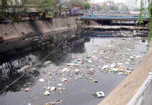 Khảo sát, nghiên cứu xử lý ô nhiễm nước sông Tô Lịch ảnh 2