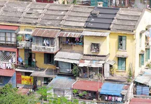 Khảo sát, kiểm định 10 chung cư cũ ở quận Thanh Xuân ảnh 1