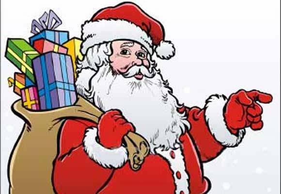 Giá dịch vụ chuyển quà Noel 2012 tăng cao ảnh 1