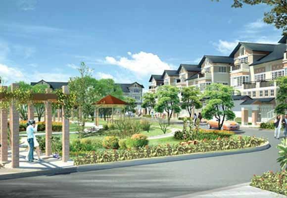 """""""Thành phố Xanh"""" sẽ được xây dựng ở thị trấn Phú Diễn, Hà Nội ảnh 1"""