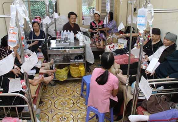 Sẽ di dời nhiều bệnh viện lớn khỏi nội thành Hà Nội ảnh 1