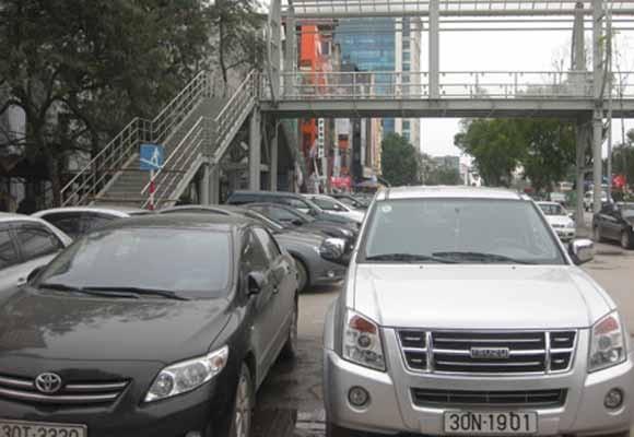 Nghịch lý như giao thông tĩnh ở Hà Nội ảnh 1
