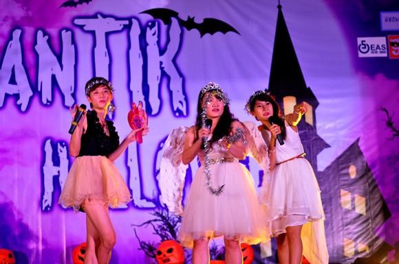 Lễ hội Romantik Halloween - ma mị và lãng mạn ảnh 3