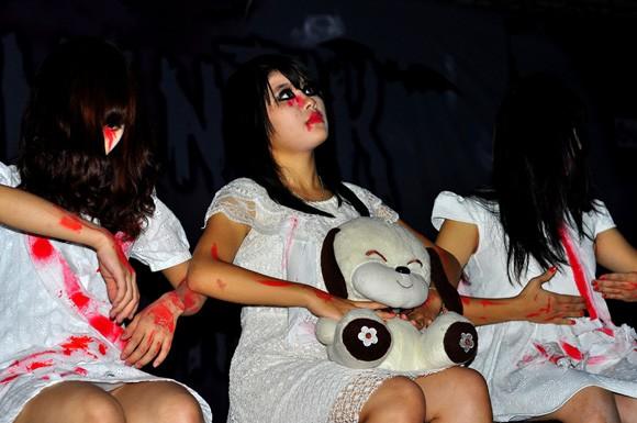 Lễ hội Romantik Halloween - ma mị và lãng mạn ảnh 1