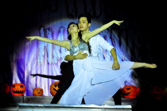 Lễ hội Romantik Halloween - ma mị và lãng mạn ảnh 4