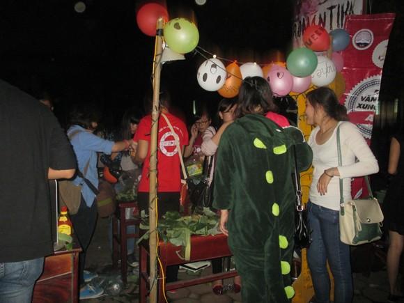Lễ hội Romantik Halloween - ma mị và lãng mạn ảnh 8