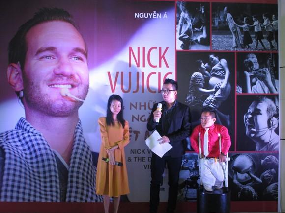 """Gặp gỡ những """"Nick Vujicic của Việt Nam"""" ảnh 2"""