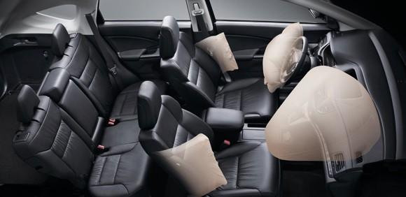 Honda Việt Nam trình làng CR-V thế hệ mới, giá dưới 1 tỷ ảnh 6