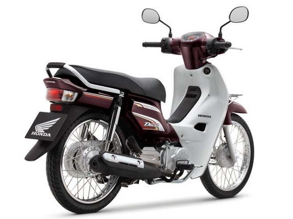 Honda Việt Nam giới thiệu Super Dream 110cc mới ảnh 1
