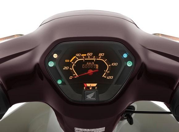 Honda Việt Nam giới thiệu Super Dream 110cc mới ảnh 5