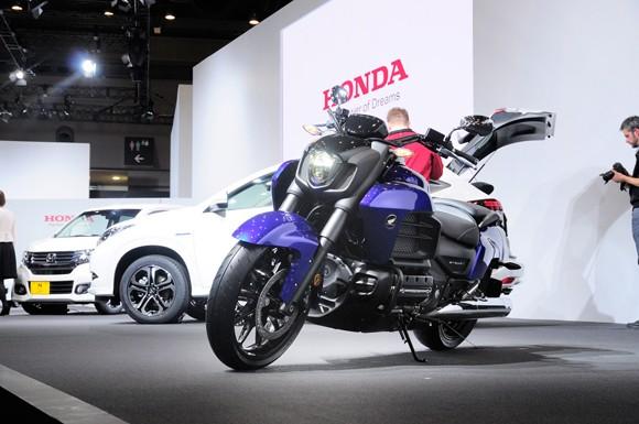 Hàng loạt mẫu xe Honda xuất hiện tại Tokyo Motor Show 2013 ảnh 7