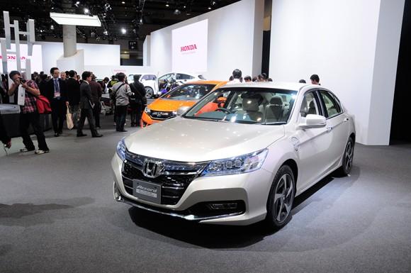 Hàng loạt mẫu xe Honda xuất hiện tại Tokyo Motor Show 2013 ảnh 5