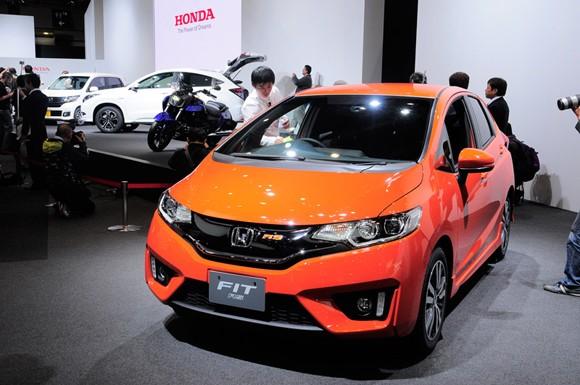 Hàng loạt mẫu xe Honda xuất hiện tại Tokyo Motor Show 2013 ảnh 4