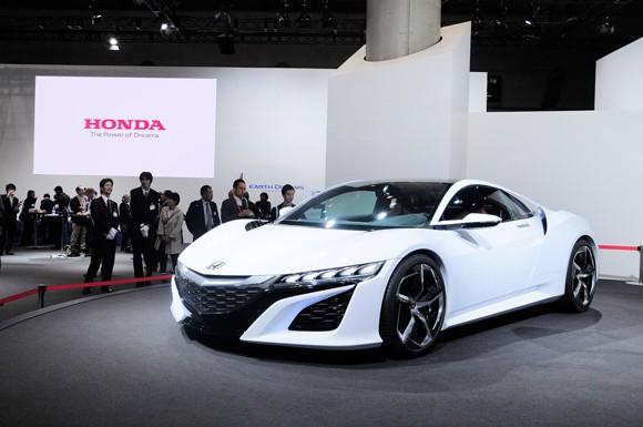 Hàng loạt mẫu xe Honda xuất hiện tại Tokyo Motor Show 2013 ảnh 1