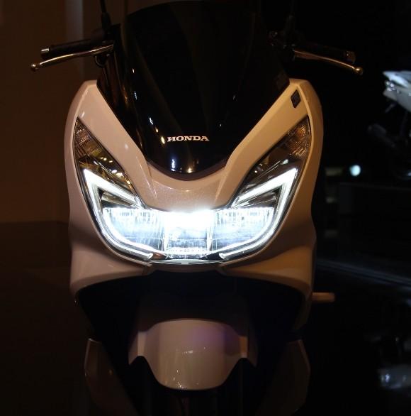 Honda Việt Nam ra mắt PCX thế hệ mới ảnh 2